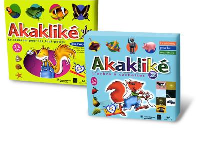Akakliké // CD-rom