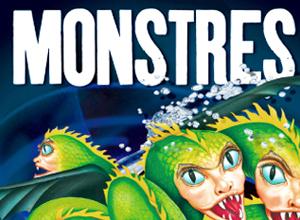 La grande saga des monstres