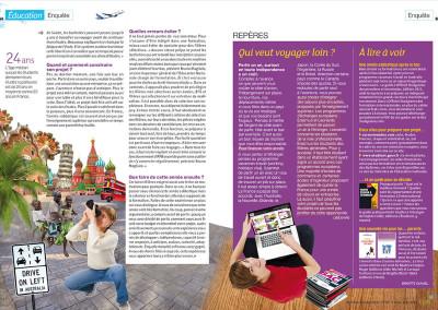 Enquête Partir à l'étranger / Famille & Éducation 2
