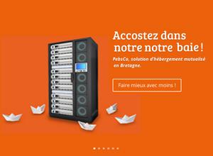 PebsCo Bretagne (WordPress)